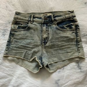 Garage Denim High Waisted Jeans
